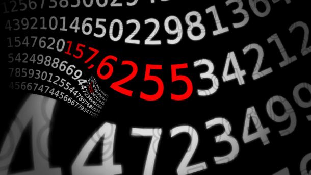Zahlen, bitte! M. C. Eschers Droste-Effekt auf der Spur