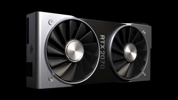 GeForce RTX 2070 bekommt Starttermin, RTX 2080 Ti Founders Edition noch später