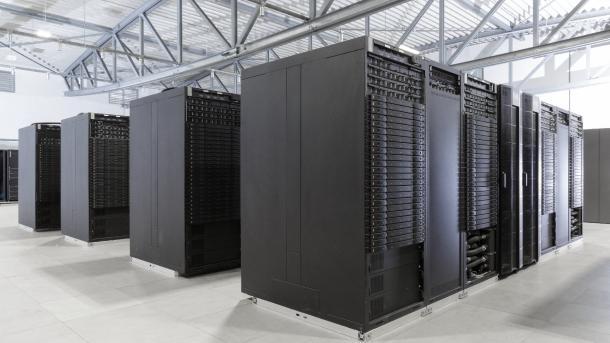 Schnellster deutscher Supercomputer in Jülich - aber nur kurz