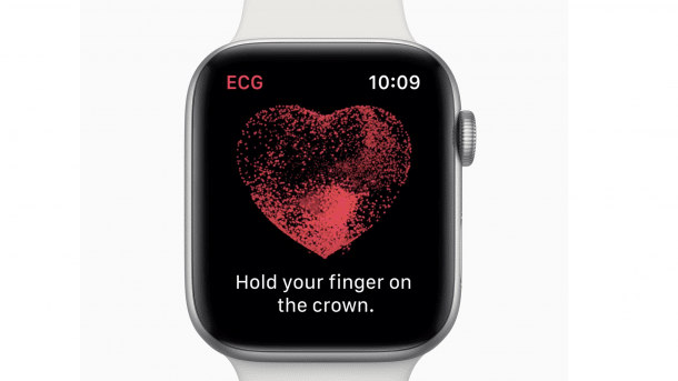 Apple Watch 4 mit EKG