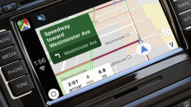 iOS 12: Google Maps fährt endlich in Apple-Autos mit