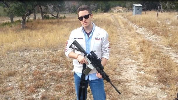 Waffen aus dem 3D-Drucker: Cody Wilson auf der Flucht