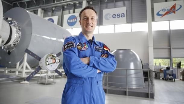 """Astronaut Maurer auf dem Weg ins All: """"Weltraum macht süchtig"""""""