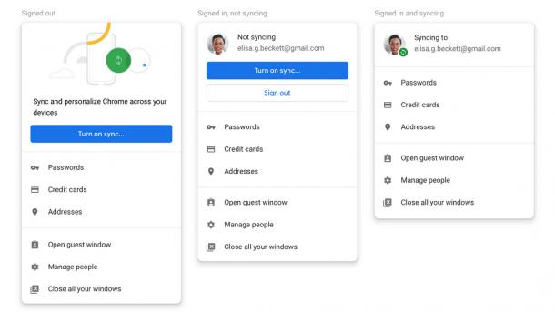 Google entschärft Auto-Login bei Chrome