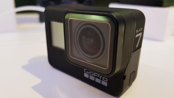 GoPro Hero 7 mit Bildstabilisator verfügbar