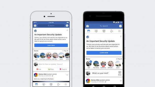 Facebook-Hack: Fatale Kombination aus mehreren Softwarefehlern war schuld