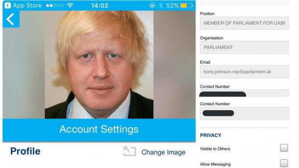 Ungewollte Bürgernähe: Unsichere Konferenz-App verrät Tory-Telefonnummern