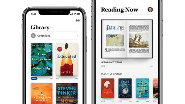 iOS 12: Neue Bücher-App synchronisiert sich nicht mit älteren Versionen
