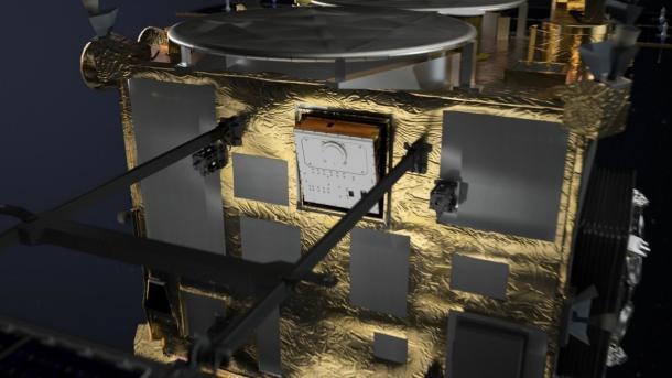 Sonde Hayabusa2: Anflug für deutschen Asteroidenlander hat begonnen