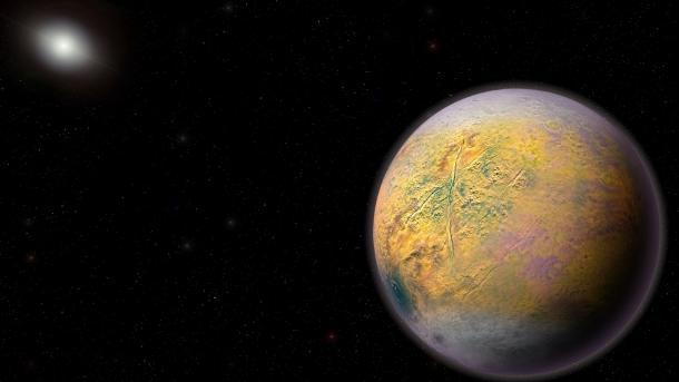 Astronomie: Neuentdeckter Himmelskörper als weiterer Hinweis auf Planet X
