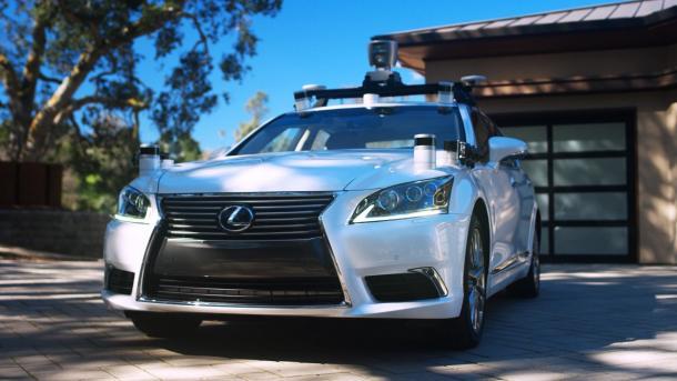 Toyota und Softbank wollen bei autonomen Autos kooperieren