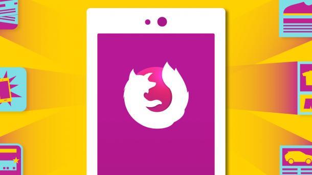 Firefox Klar verwendet erstmals Firefox-Engine