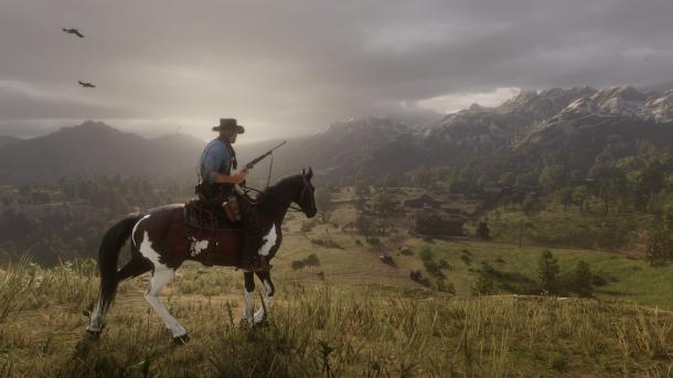 Red Dead Redemption 2 löst endlich das Open-World-Versprechen ein