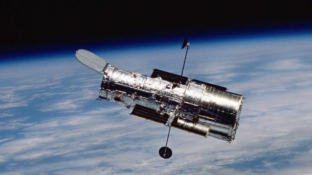 "Problem mit Gyroskop: Weltraumteleskop Hubble in ""Safe Mode"" versetzt"