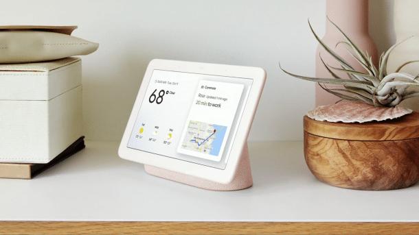 Home Hub: Googles Smart Display kommt ohne Kamera
