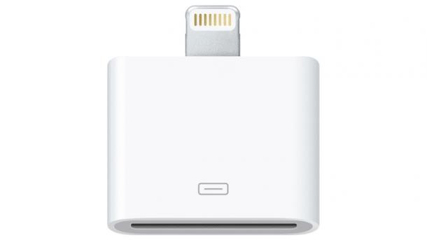 Apple beerdigt Dock-Anschluss-Adapter für iPhone & Co.