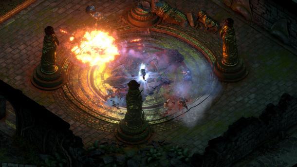 Entwickler von Pillars of Eternity: Microsoft will Obsidian kaufen
