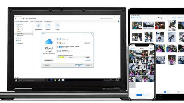 iCloud für Windows: Apple fixt Bugs noch und nöcher