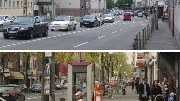 Umweltbundesamt: Deutsche sollen deutlich mehr zu Fuß gehen