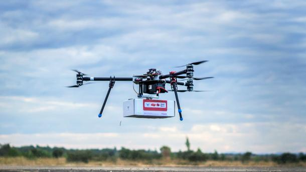 Von Marokko bis Malawi: Wie Drohnen Innovation nach Afrika bringen