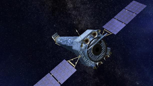 Röntgenteleskop Chandra in den Sicherheitsmodus versetzt