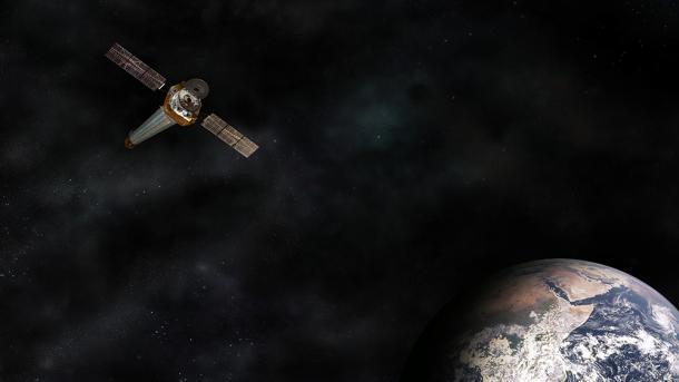 NASA-Röntgenteleskop Chandra aus Sicherheitsmodus hochgefahren