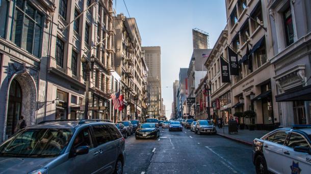 Uber, Lyft & Co. für Großteil des Stauanstiegs in San Francisco verantwortlich