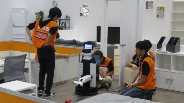 """World Robot Summit: """"Roboterwettbewerbe bringen Innovationen"""""""