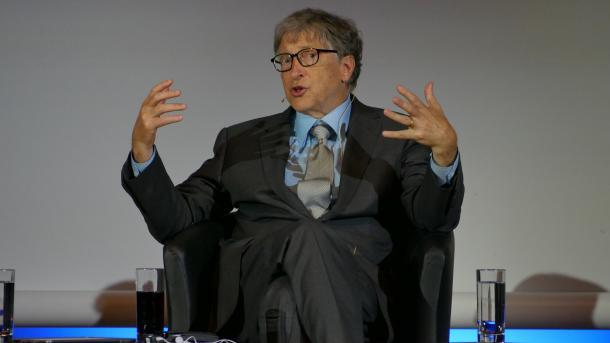 Bill Gates: Afrika ist der Chancenkontinent