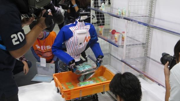 World Robot Summit: Japan bereitet Olympische Roboterspiele vor