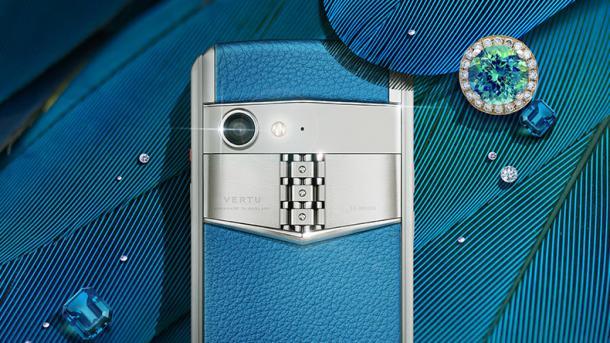 Vertu Aster P ist ein 4000-Euro-Smartphone mit Vorjahres-Hardware