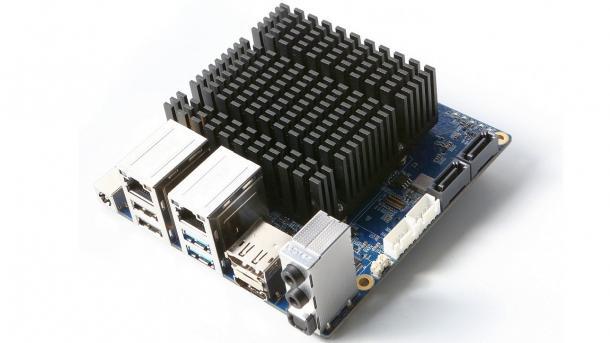 Hardkernel ODROID-H2 mit Intel Celeron J4105
