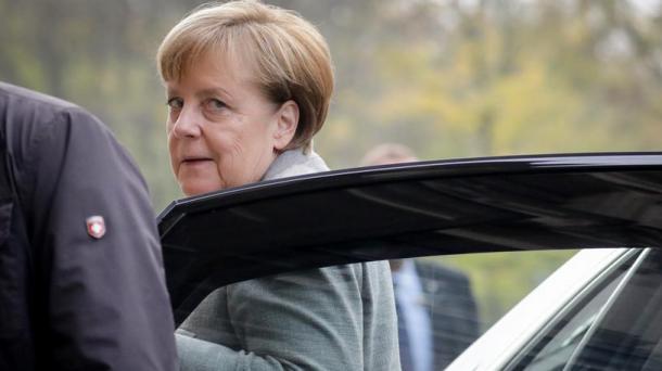 Merkel will Diesel-Fahrverbote per Gesetz erschweren
