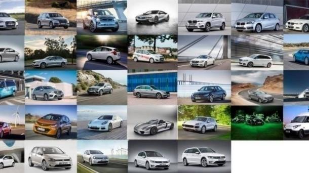 Elektroautos: Anteil der E-Autos wächst in Deutschland leicht auf 1,9 Prozent