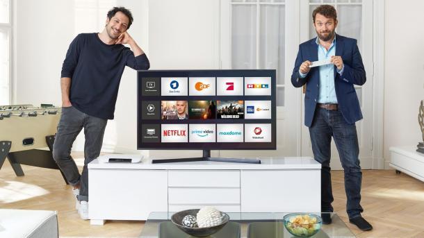 MagentaTV: Telekom startet neues Streaming-Angebot mit ARD und ZDF