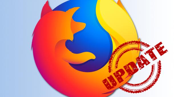 Firefox und Tor Browser bekommen wichtige Sicherheitsupdates