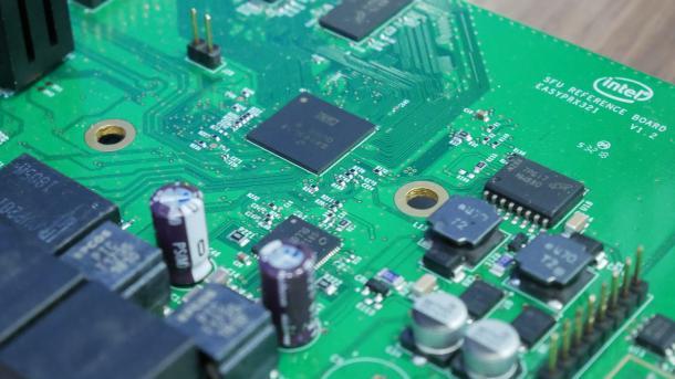 """Broadband World Forum: Intels """"Falcon Mountain"""" für 10-Gbit-Glasfaseranschlüsse"""