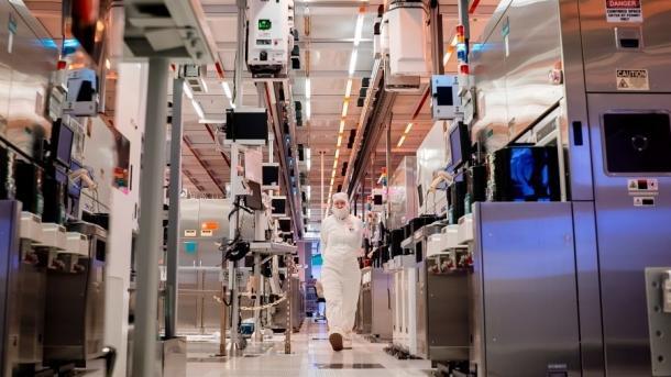 Xeons und Modems bescheren Intel Rekordquartal