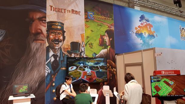 Impressionen von der SPIEL 2018: Gesellschaftsspiele für Nerds und Geeks