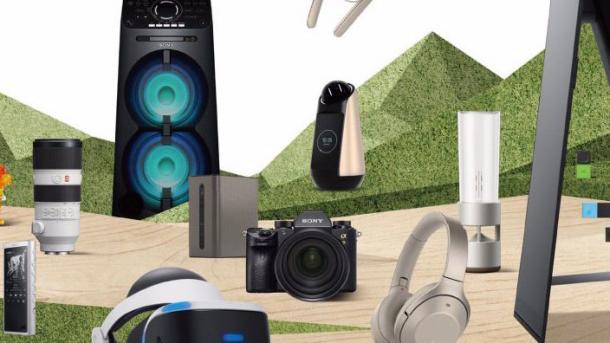 Sony erhöht Jahresprognosen nach starkem Quartal