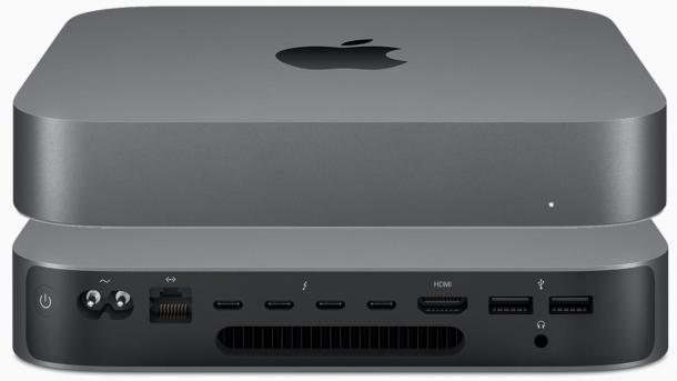 Neuer Mac mini für professionelle Anwender