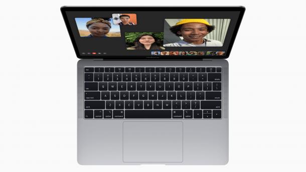 MacBook Air wird neu aufgelegt – mit Retina Display