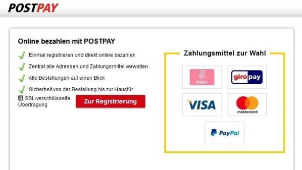 DHL stellt Bezahldienst Postpay ein