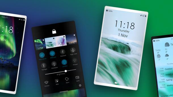 Smartphone-Betriebssystem Sailfish 3 ist da