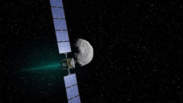 Dusk for Dawn: Asteroiden-Sonde der NASA ist Sprit ausgegangen