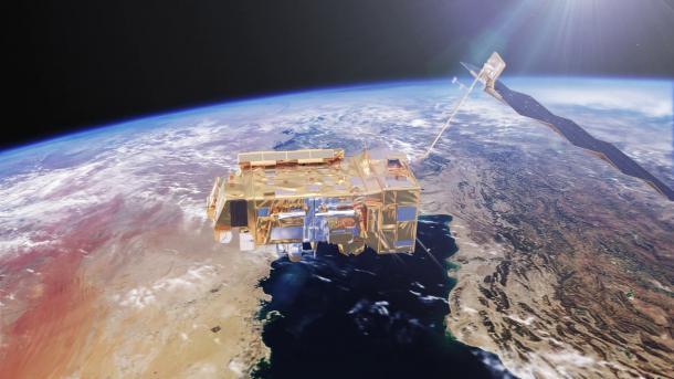 MetOp-C soll Wettervorhersage und Klimaüberwachung weiter verbessern