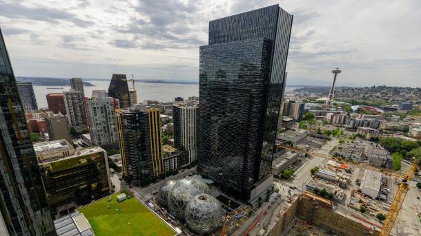 Amazon plant Eröffnung von zwei Hauptsitzen statt einem