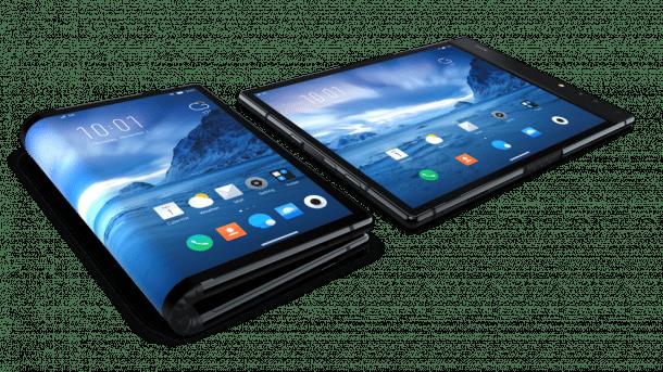 """FlexPai: Royole kommt Samsung mit """"faltbarem"""" Smartphone zuvor"""