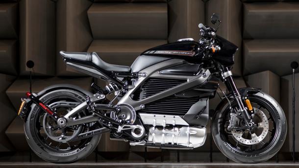 Elektromotorrad: Harley-Davidson setzt auf Elektro-Antrieb