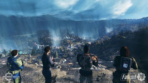 Beta von Fallout 76: Einsam durch die Endzeit